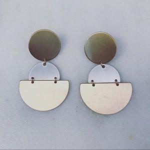 Dangle drop earring